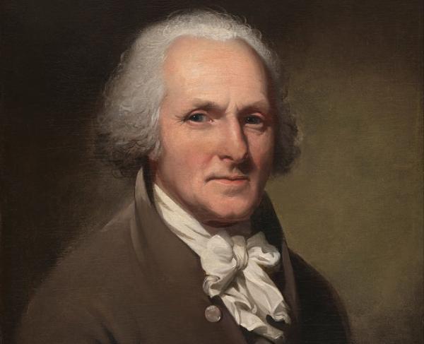 Portrait of Charles Willson Peale