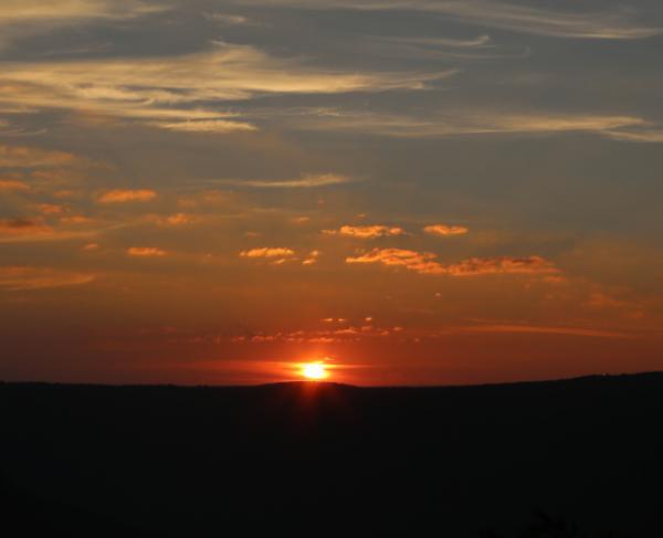 Chattanooga Sunrise Landscape