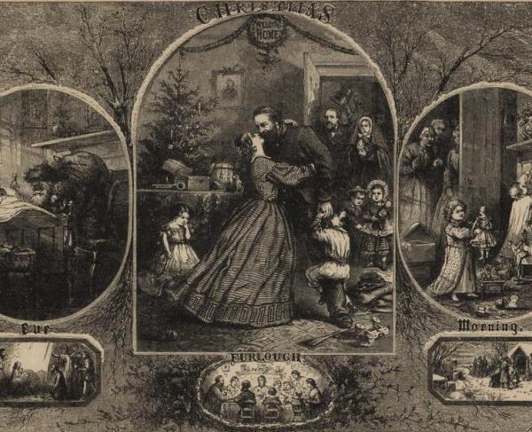 Christmas, 1863