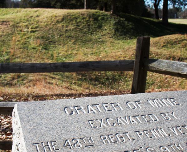 Crater Battlefield