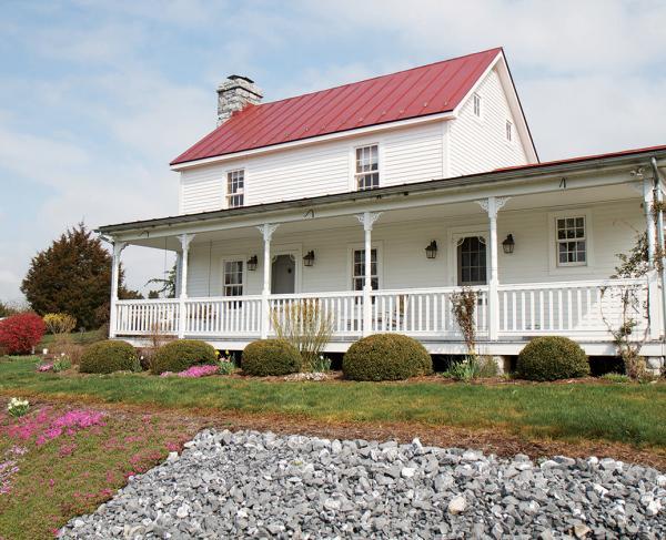 Widow Pence Farm at Cross Keys