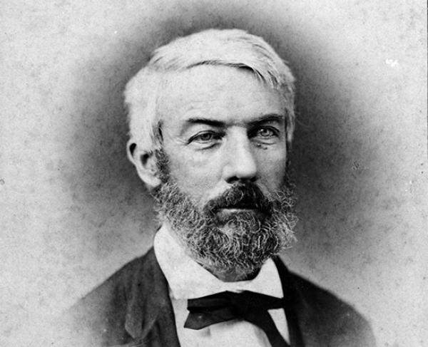 Portrait of Daniel Harvey Hill