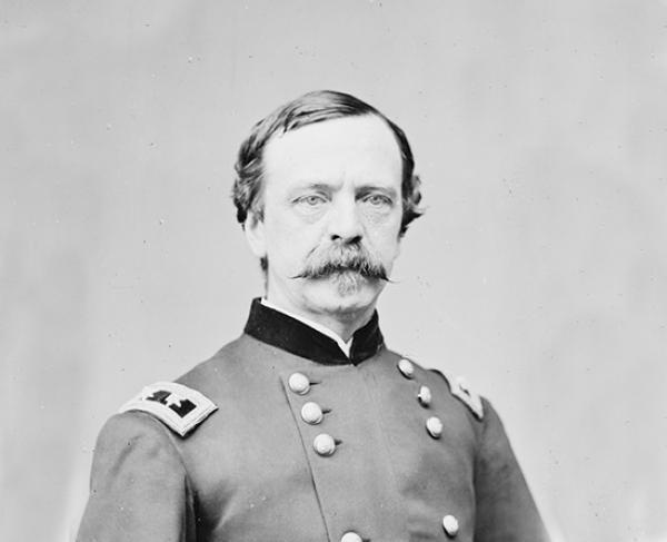 Portrait of Daniel E. Sickles