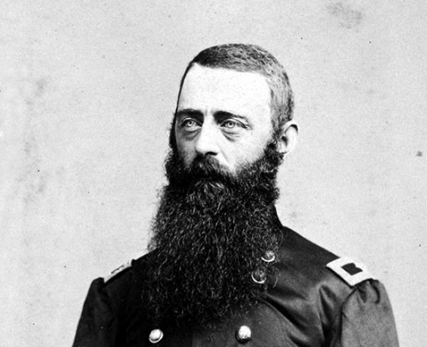 Portrait of David McMurtrie Gregg