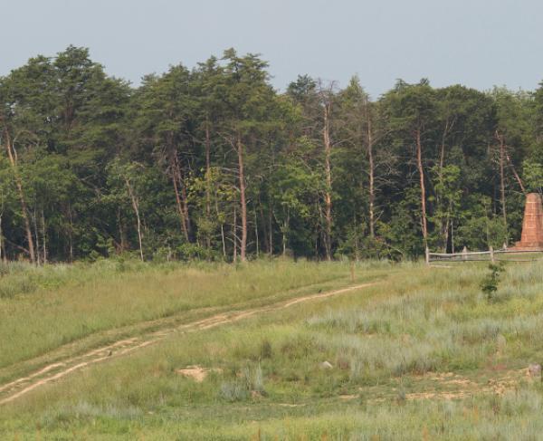 Deep Cut Field Monument