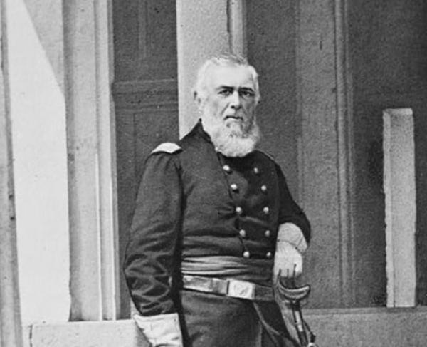 Portrait of Dixon S. Miles