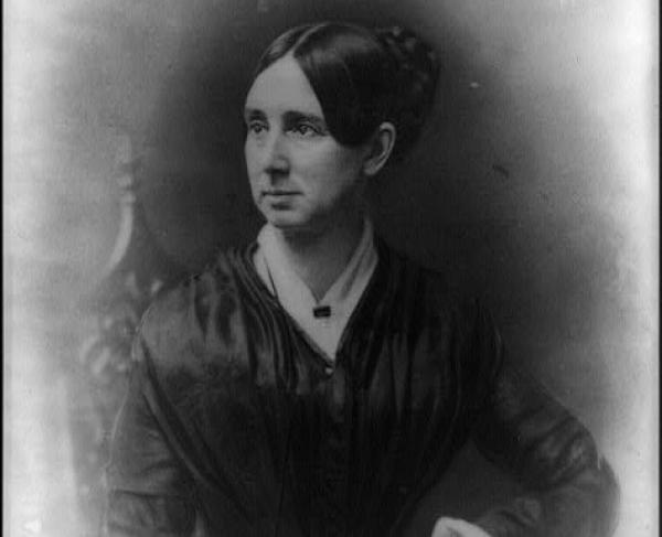 Portrait of Dorothea Lynde Dix