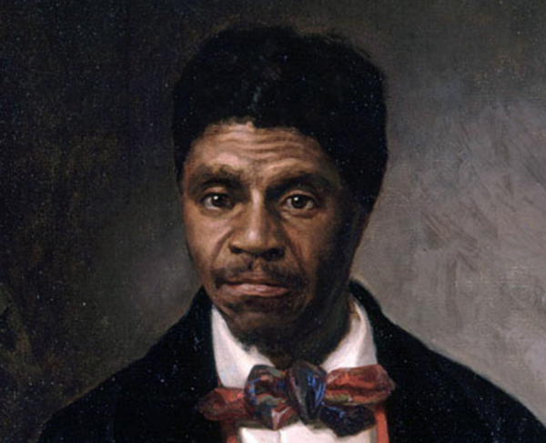 Portrait of Dred Scott