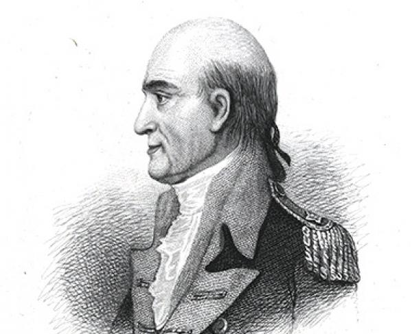 Portrait of Edward Hand