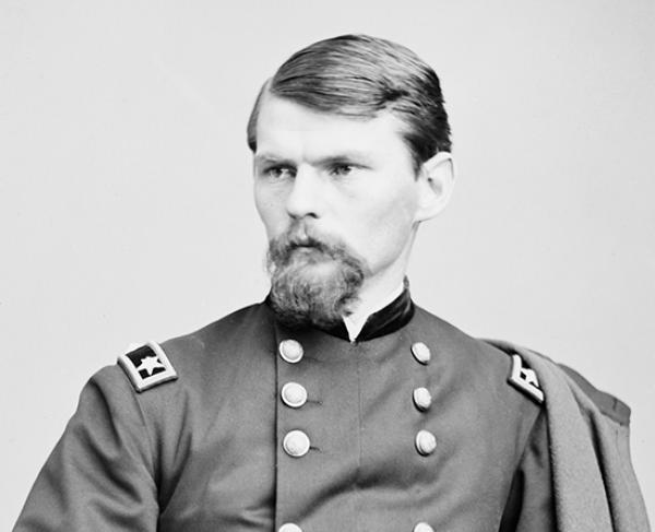 Portrait of Emory Upton