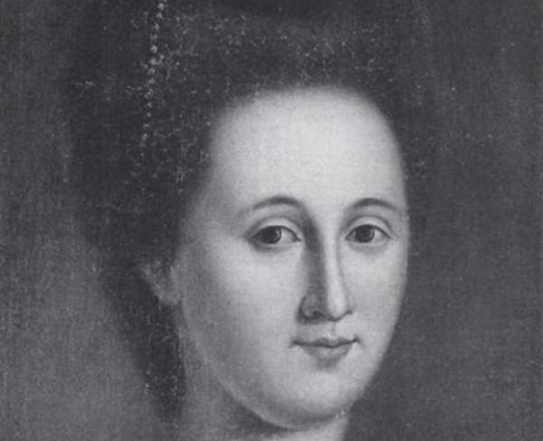 Portrait of Esther de Berdt Reed