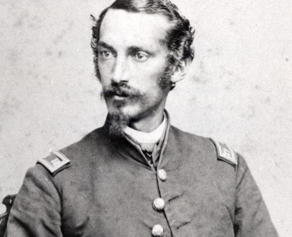 Portrait of Federico Fernández Cavada