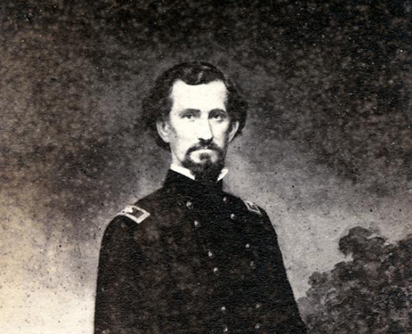 Portrait of Felix Zollicoffer