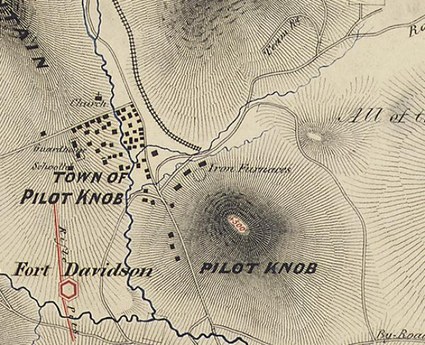 Fort Davidson Battle
