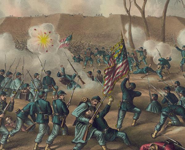 Fort Donelson Battle Hero