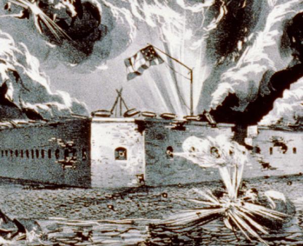 Fort Pulaski Battle