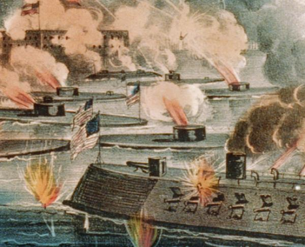 Fort Sumter Battle Hero