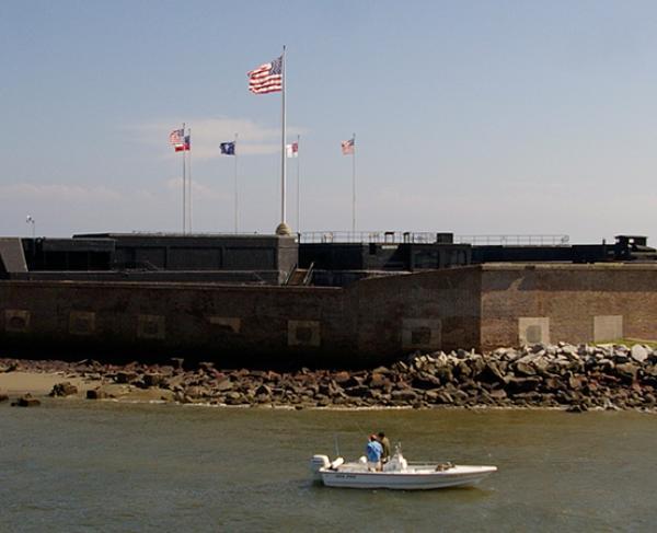 Fort Sumter Battlefield