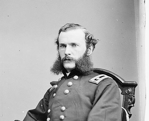 Portrait of Francis J. Herron