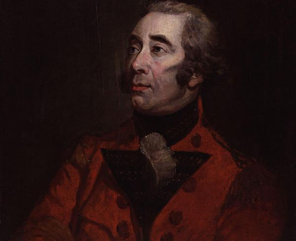 Portrait of Lord Rawdon