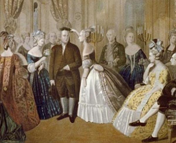 Benjamin Franklin in Paris