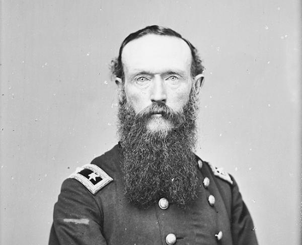 Portrait of Frederick Steele