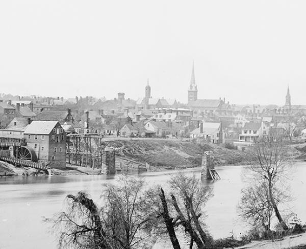 Fredericksburg in Wartime