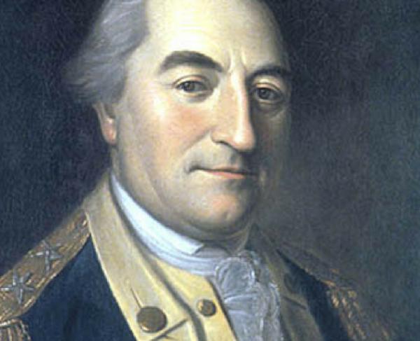 Portrait of Johann de Kalb