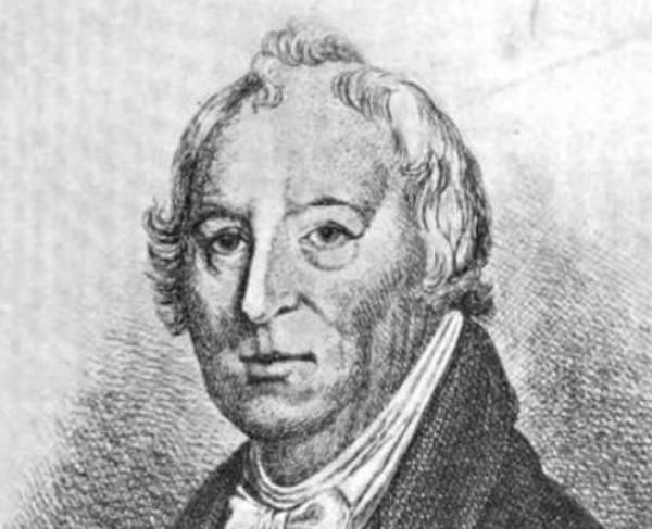 Portrait of William Hull