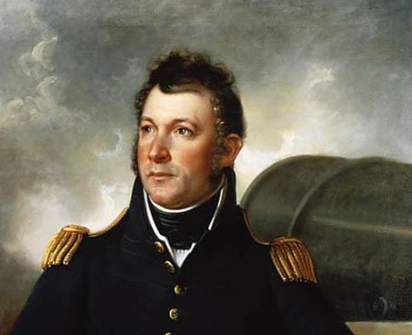 Portrait of George Armistead