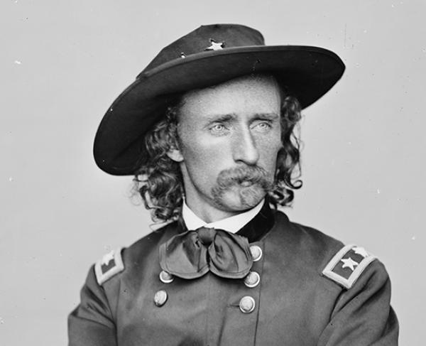 George Custer's First Last Stand