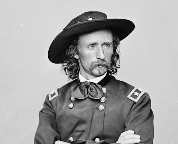 George Armstrong Custer | American Battlefield Trust