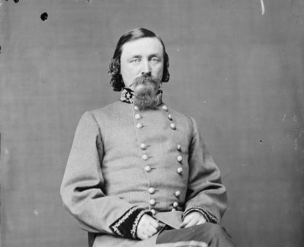 Portrait of George E. Pickett