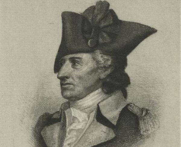 Portrait of George Weedon