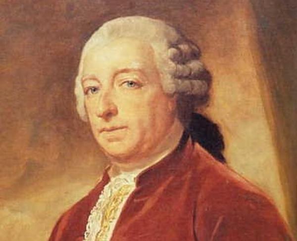 Portrait of Lord George Germain