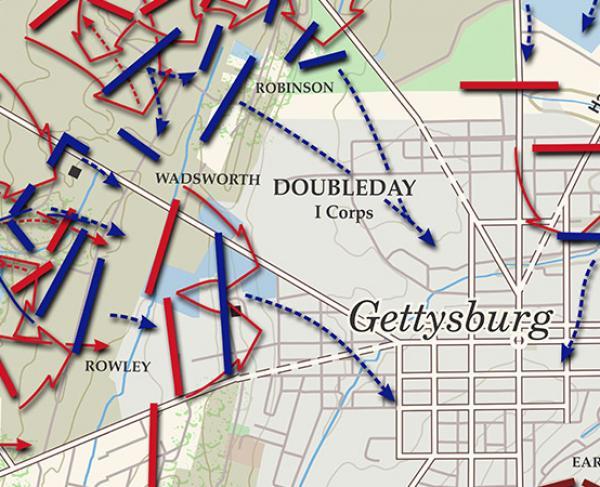 Gettysburg - July 1 to 3, 1863 Landscape