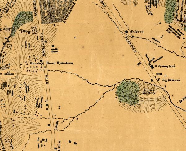 Gettysburg Elliott Map Cropped