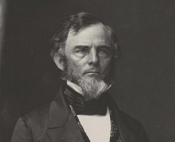 Portrait of Gideon J. Pillow