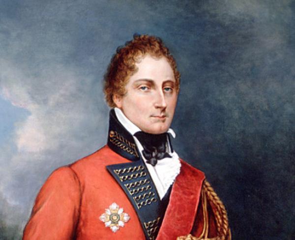 Portrait of Gordon Drummond