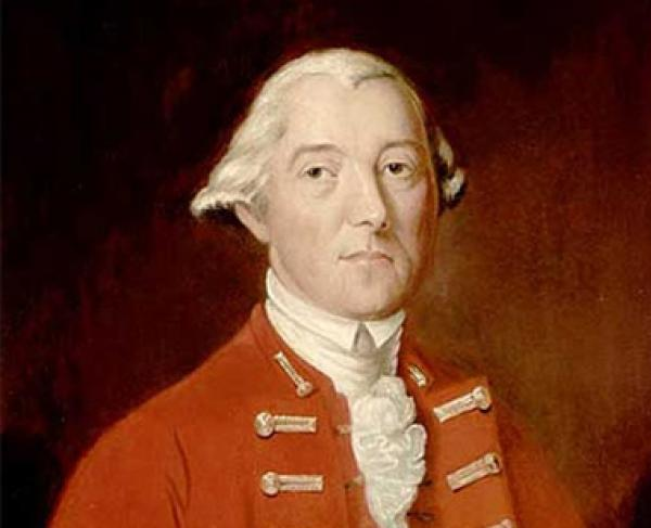 Portrait of Guy Carleton