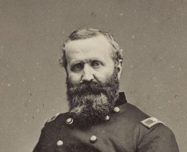 Portrait of Alexander Hays