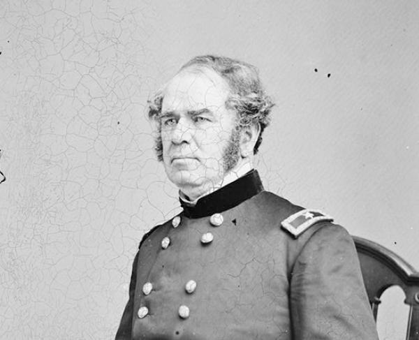 Portrait of Henry W. Benham