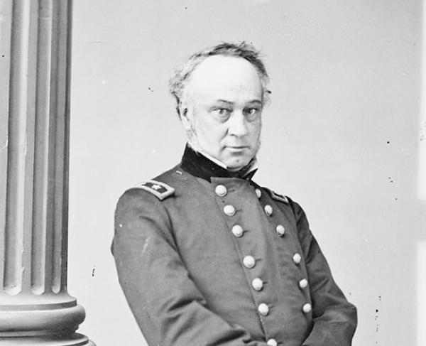 Portrait of Henry W. Halleck
