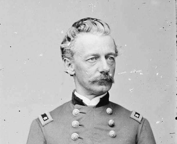 Portrait of Henry W. Slocum