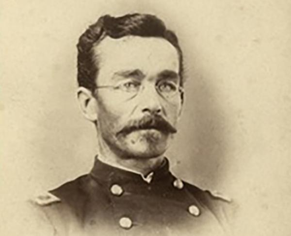 Portrait of Hermann Lieb
