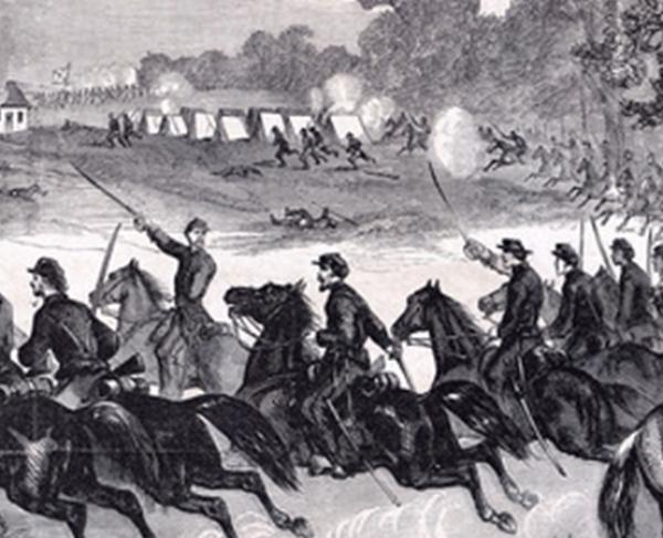 Honey Springs Battle