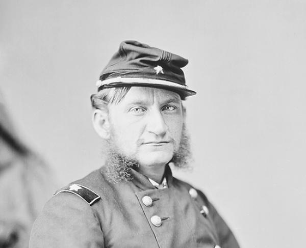 Portrait of Hugh J. Kilpatrick