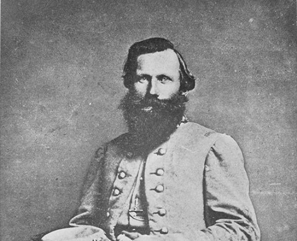 Portrait of J. E. B. Stuart