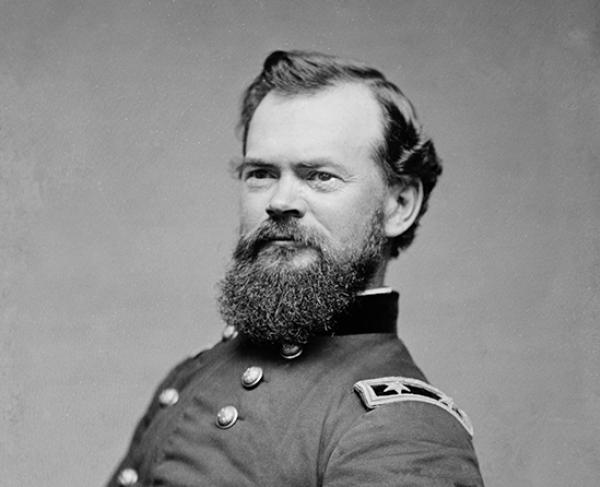 Portrait of James B. McPherson