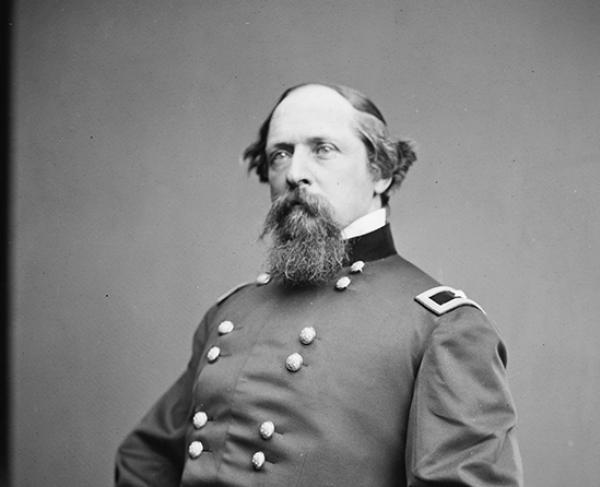 Portrait of James B. Ricketts